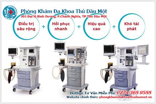 Đa khoa Thủ Dầu Một bệnh viện chữa sùi mào gà tốt nhất Tân Uyên - Phú Giáo