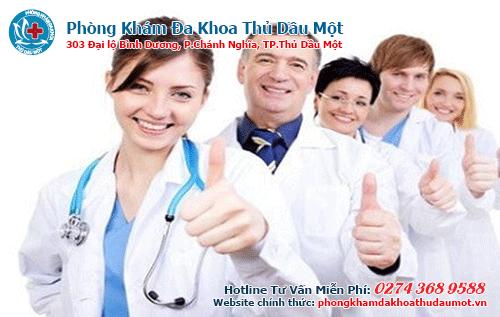Phòng khám đa khoa Thủ Dầu Một chuyên điều trị mụn cóc sinh dục