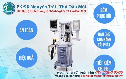 Những ưu điểm của phương pháp ala - pdt sẽ đem lại hiệu quả điều trị cao