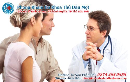 Khi có dấu hiệu mụn cóc sinh dục ở nam và nữ cần thăm khám bác sĩ ngay