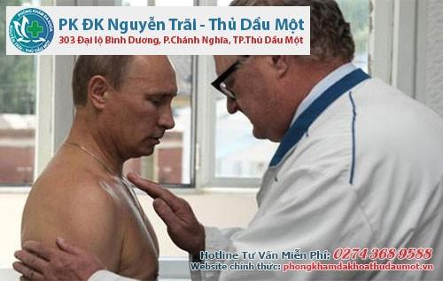 Điều trị bệnh sùi mào gà bằng ALA-PDT
