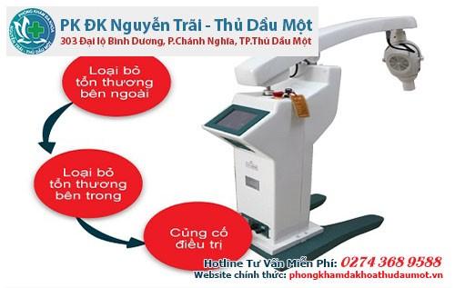 Phương pháp ALA-PDT mang lại hiệu quả điều trị cao