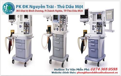 Cơ sở y tế có chất lượng luôn cập nhập phương pháp tiên tiến