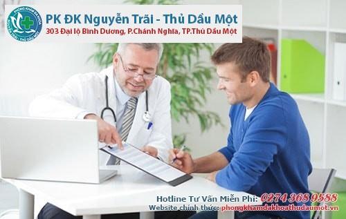 Phái mạnh nên gặp bác sĩ ngay khi thấy các dấu hiệu bệnh trĩ nội