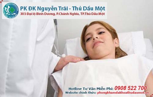 Hút thai sẽ không đau đớn nên đến phòng khám Đa khoa Nguyễn Trãi - Thủ Dầu Một