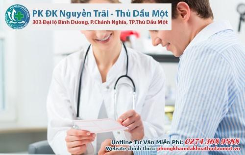 Phương pháp ALA - PDT được bác sĩ Đa khoa Thủ Dầu Một