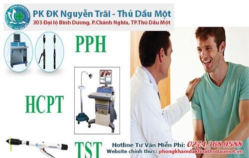 Đa Khoa Thủ Dầu Một -  dùng phương pháp HCPT chữa nứt hậu môn hiệu quả